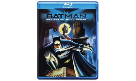 Batman: Mystery of the Batwoman (Blu-ray) 2acbb22f-7d97-4d17-87d0-c5dec1ec5877