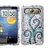 Insten Frosty Diamante Case for HTC: HD7, HD7S
