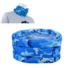 Zodaca Blue Cycling Bike Sport Multi Head Scarf Magic Headband