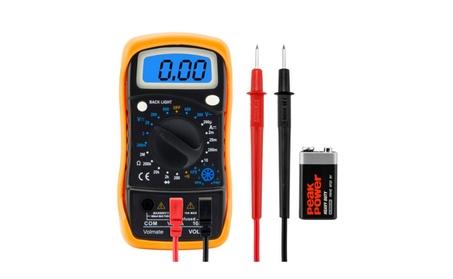 Digital Voltmeter Ammeter Ohmmeter Multimeter Volt Ac Dc Tester Meter 8cb2b7e6-3430-40a0-bdf4-ad34af7650f7