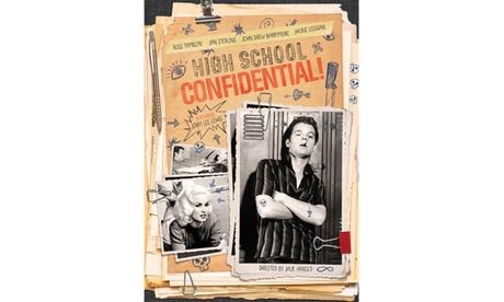 High School Confidential DVD f5097829-fc40-49ce-af50-2390fc345de0