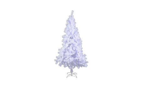 7Ft Artificial PVC Christmas Tree W/Stand Holiday Season Indoor 839da970-4740-4d81-8172-948876db312c