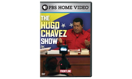 FRONTLINE: The Hugo Chavez Show DVD 8473c4bb-087c-4425-b3a0-4690b80cc3fa