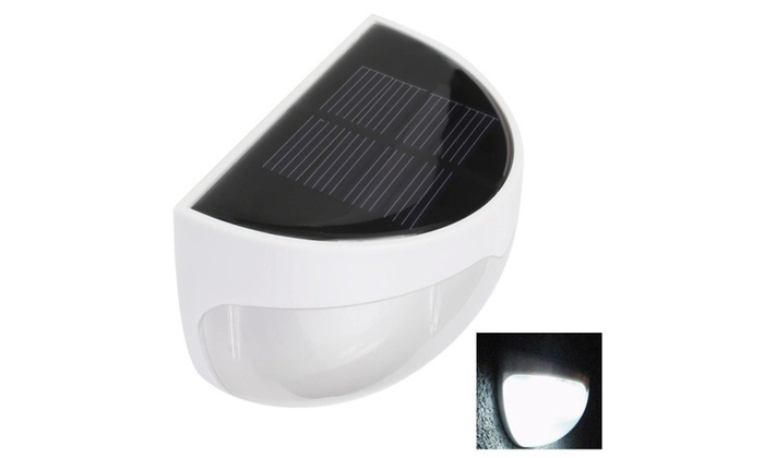 Waterproof LED Solar Power Light Sensor