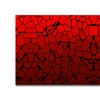 Crystal Reds Canvas Print