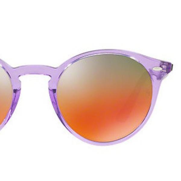 078b636955 Ray-Ban Shiny Violet Sunglasses RB2180-6280A8-49