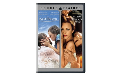 Notebook, The / Time Traveler's Wife, The (DVD) (DBFE) d79b10ad-2b9c-40a3-adfd-c2de777a578f