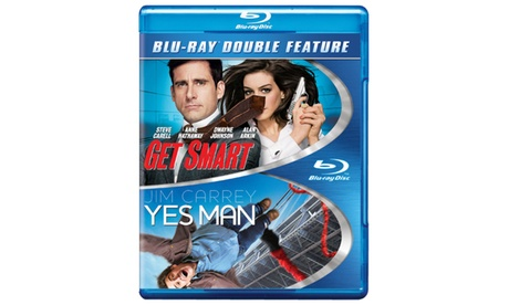 Get Smart (2008) / Yes Man (BD) (DBFE) 952e2c09-8613-4ba3-976a-d85fbb4763d7