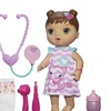 Baby Alive Better Now Bailey Brunette Doll Dr Checkup Drinks Pees