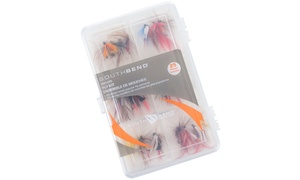 Groupon Goods Connected Supply: 25 Piece Fly Kit - Fly Fishing Hooks