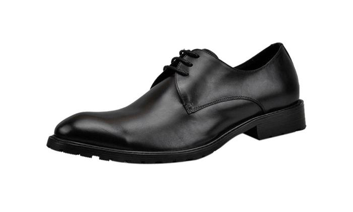 Men's Leather Classic Oxfrod