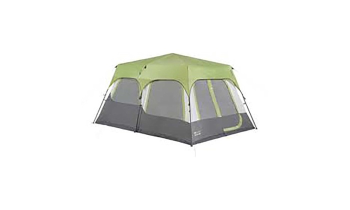 Coleman Instant Cabin Tent 10-Person w/Fly 2000016073  sc 1 st  Groupon & Coleman Instant Cabin Tent 10-Person w/Fly 2000016073 | Groupon