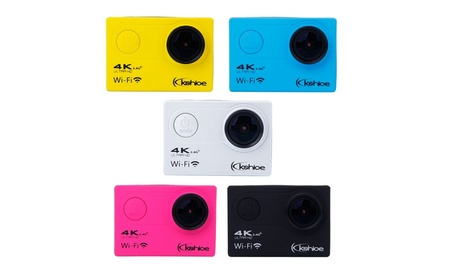 Kshioe 5 Different Color Action Sports Camera Hulls 0db9502f-66ae-4433-ae28-1f202bd2af1c