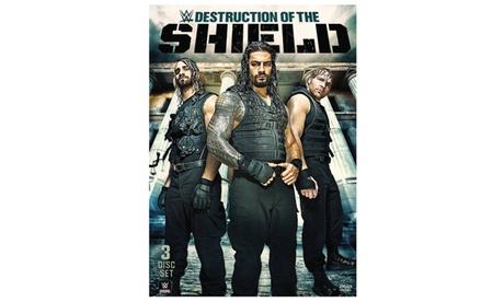 WWE: The Destruction of the Shield (DVD) 60c9347a-91ae-4215-97a8-ab9ba842cc8a