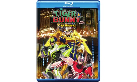 Tiger and Bunny The Movie 2: Rising (BD Combo) 05ce949b-cf79-4587-aae0-5daae76fc810