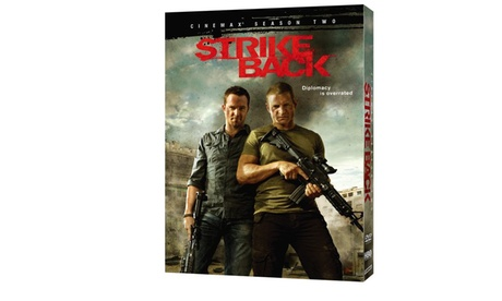 Strike Back: Cinemax Season 2 (DVD) 8d324dab-f45e-4fe2-a139-67a4abfac555