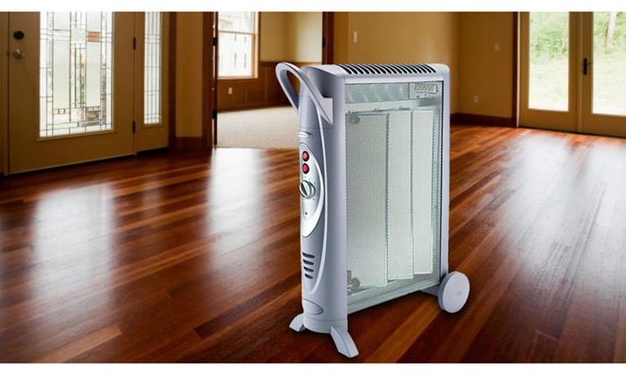 Bionaire Micathermic Whole-Room 1500-Watt Space Heater | Groupon