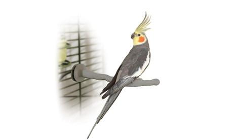K Pet Products Bird Thermo-Perch Gray a6f9b770-903e-486b-bbdd-4483b560374b