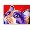 DawgArt Cat Issa Canvas Print
