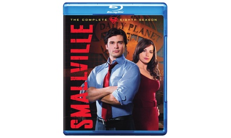 Smallville: The Complete Eighth Season (Blu-ray) fc96418b-7043-4934-ba6e-aa72c7e27df4