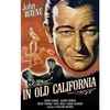 In Old California DVD