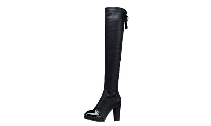 Women's Casual Simple Fashion Boots