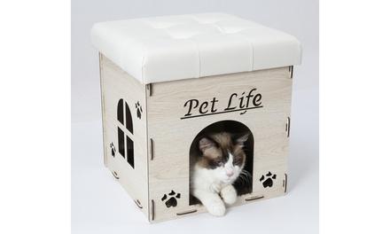 Pet Life Furniture House Crate