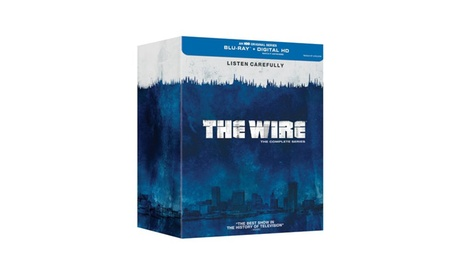 Wire, The: The Complete Series (Blu-ray) 99b16075-96cc-4f5c-ae18-988a0059e0f0