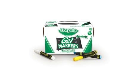 Crayola Gel FX Markers (set of 80) 9886ace2-0425-4b13-bb53-64af8622b578