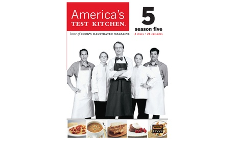 America's Test Kitchen: Season 5 DVD cd325f6f-171f-4770-a907-e6a58e71f32d