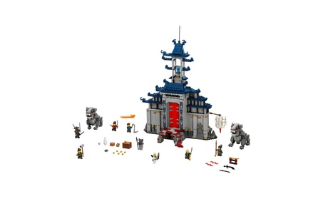 LEGO® Ninjago Temple of The Ultimate Ultimate Weapon 70617 18900074-b164-4b40-a084-6378c179f86e