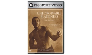 review unforgivable blackness The documentary, unforgivable blackness directed by ken burns casts light on the extraordinary life story of legendary boxer jack johnson the documentary is about the barriers jack johnson had to overcome to satisfy his hunger for becoming the best and living the american dream johnson.