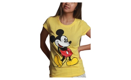 Classic Mickey Yellow