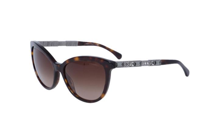 fe6ffc44f13 New 2015 Chanel 5307B Tortoise Cat Eye Crystals women sunglasses ...