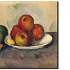 Still Life with Apples, C.1890 by Paul Cezanne