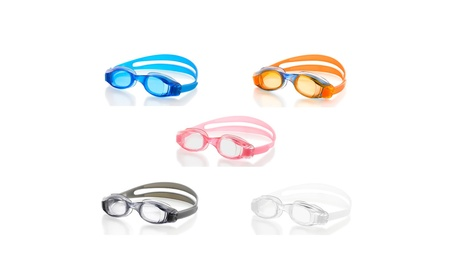 Swimming Goggles for Kids Universal Leak Resistant Eye-Socket Fit