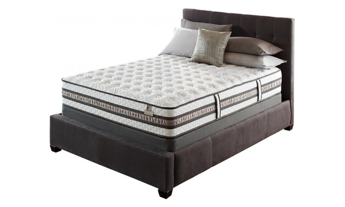 Serta Iseries Vantage Firm Mattress Groupon