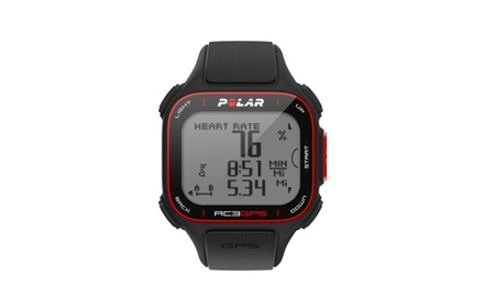 Polar RC3 GPS with Heart Rate Monitor 90048174