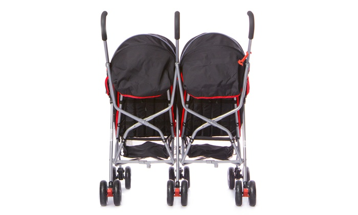 Twins Auto Mall >> Dream On Me Twin Stroller | Groupon