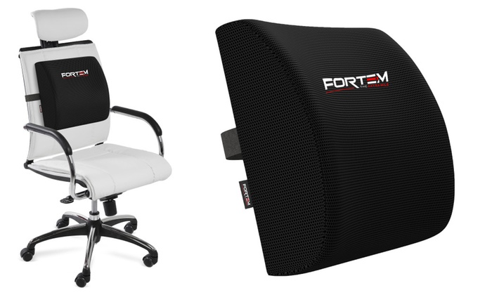 Lumbar Support For Office Chair   Back Pillow For Car   Washable Cover ...