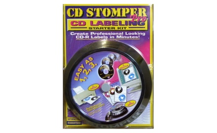 Avery CD Stomper Pre-designed Cd Labels (98125)