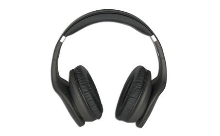 8289afe89e1 Pace International DN006349 IHIP Bluetooth Headphones, Black (Goods  Electronics Portable Audio Over-Ear