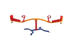 Gym Dandy Spinning Teeter Totter with 360 Degree Rotation TT-360