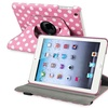 Insten Multi Angle Stand Leather Case For iPad Mini 3 2 1 Pink Dot