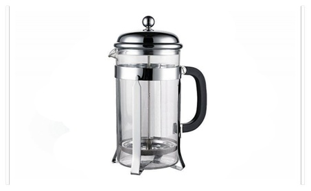 French Press Coffee & Tea Makers 8 Cup 34 oz 40cedd34-3f02-4f68-a0d8-7bc079a8d3f3