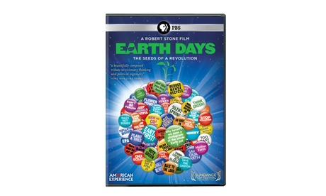 American Experience: Earth Days DVD d766af27-3cca-49e0-890b-6279ec2de639