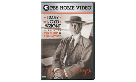 Frank Lloyd Wright: A Film by Ken Burns and Lynn Novick DVD c16bb7cf-8696-4b67-bb77-c1df1da5736e