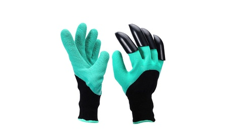 Garden Genie Gloves Fr Planting With 4 ABS Hard Claws Durable be2ed2ef-ebcd-4ab3-a1a1-3bc1b8980228