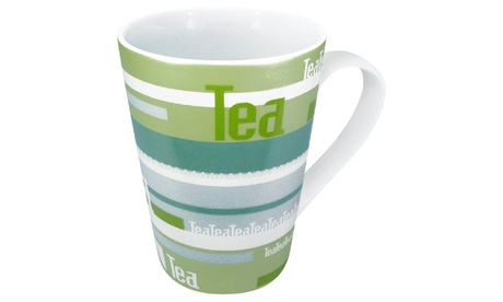 Set of 4 Mugs Tea Stripes 361a948f-49c3-4852-83a9-e3d15ad5057b