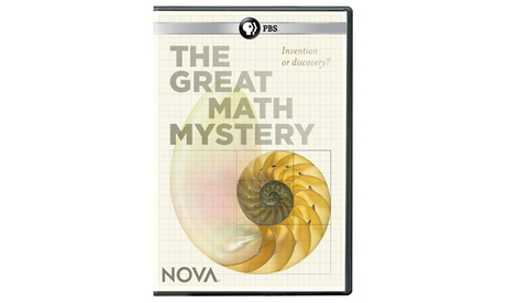 NOVA: The Great Math Mystery DVD d70d3931-d2fe-41b9-b033-3cecceb628a9